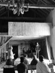 Stage de chant / avec Agnès Rouquette (cheffe de chant) et Arnaud Guillou (travail scénique) / Machecoul / 2021