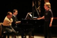 avec Thomas Quasthoff   I   Verbier Festival & Academy (Suisse)